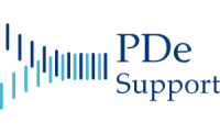 PDesupport logo